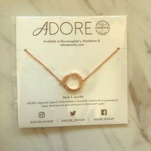 Brand new ADORE rose gold bracelet